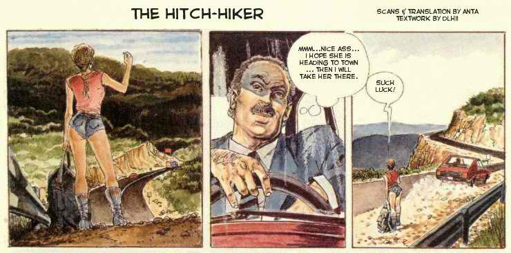 sex stories post the hitch hiker